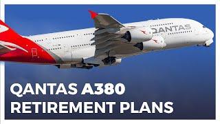 Qantas REVEALS Its Airbus A380 Retirement Plans