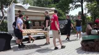 preview picture of video 'Das Kulturspektakel Gauting 2014'