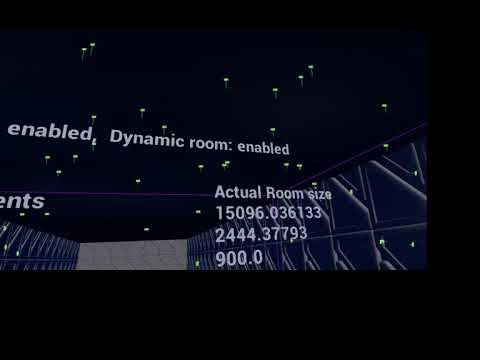 Dynamic Room Modeling and Unreal ? — Oculus