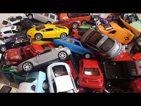 Toy Cars Driving And Play Cars With Dlan's Toys Video For Kids