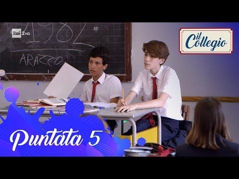 Mario e Francesco docenti per un giorno - Quinta puntata - Il Collegio 4