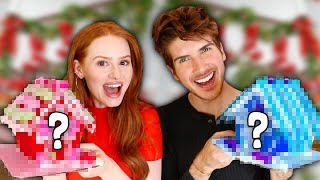Gingerbread House Challenge With Madelaine Petsch!