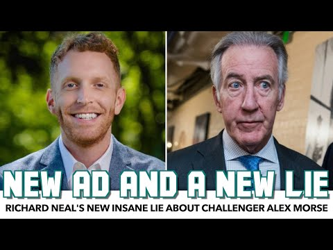 Justice Dem Alex Morse's Awesome New Ad & Richard Neal's Crazy New Lie