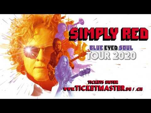 Simply Red kommen 2020 auf große Deutschland-Tour