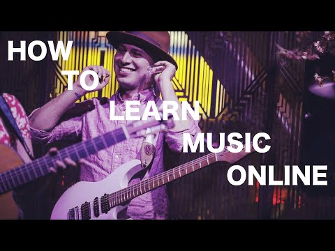 How to Learn Music Online