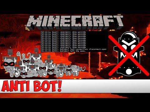 Bot sentry test video the best anti bots out there bungee