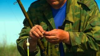 Смотреть онлайн Ловля воблы в Астрахани весной