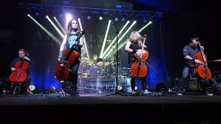 Apocalyptica - One - Live from Costa Rica