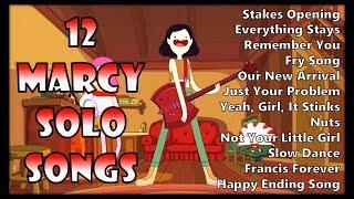 12 Marceline Solo Songs — Adventure Time (no Dialogue/interruptions)