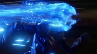 Максимальная скорость Флеша    Синии молнии Траектории    Исчезновение Траектории