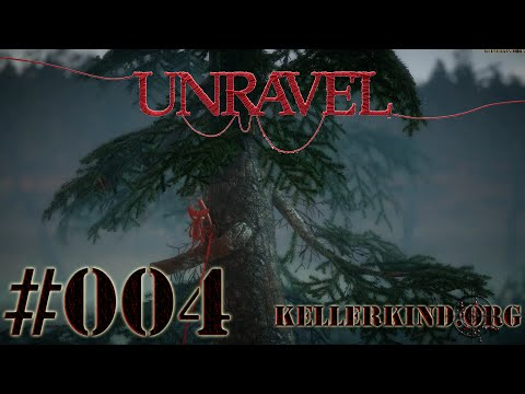 Unravel [HD|60FPS] #004 - Beerenmoor Teil 2 ★ Let's Play Unravel