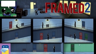 FRAMED 2: Level 12 Solution with Polaroid & Walkthrough & iOS Gameplay (by Loveshack)