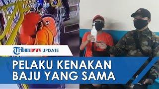 Pencuri Hand Sanitizer di Bus TransJakarta Ditangkap, Pelaku Masih Pakai Baju yang Sama saat Beraksi