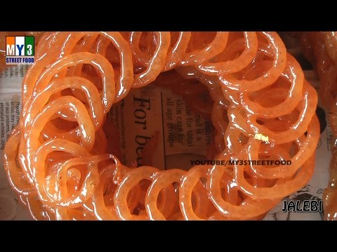 Video JALEBI  | Rajahmundry STREET FOOD | OLDEST STREET FOOD IN INDIA