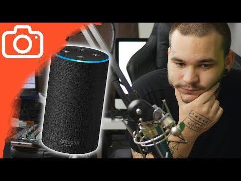 OPRAVDU TO EXISTUJE - Skyrim na Amazon Alexa