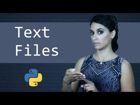 Text Files in Python || Python Tutorial || Learn Python Programming