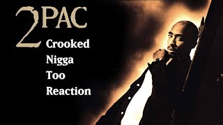 2Pac - Crooked Nigga Too (Raphael Saaqid Remix) Reaction