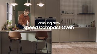 Samsung New Speed Compact Oven: NQ6300 thumbnail