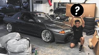 MUCH NEEDED upgrade for the R32 GTR!