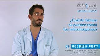 Clínica Sanabria - Anticonceptivos: ¿Cuanto tiempo se pueden tomar? - Clínica Sanabria Granada