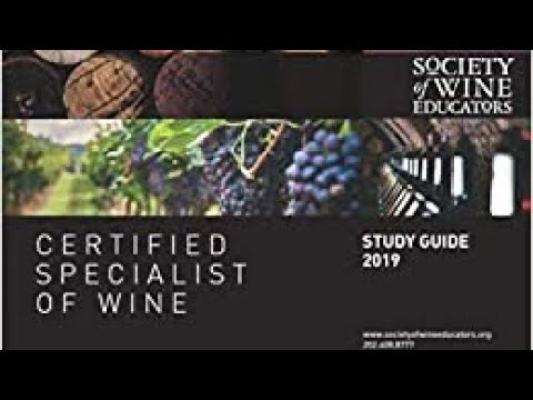 [F&B BOOK REVIEW] Certified Specialist of Wine - Study Guide ...