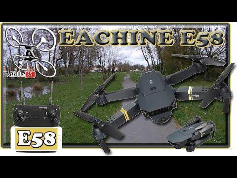 eachine-e58-drone-wifi-pliable-review-test-démo--tirage-final-2-gagnants-