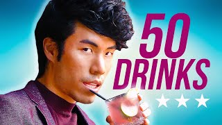 Eugene Drinks Every States Most Iconic Alcohol • The Try Vlog