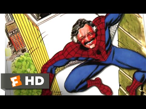 With Great Power: The Stan Lee Story (2010) - Creating Spider-Man Scene (5/10)   Movieclips