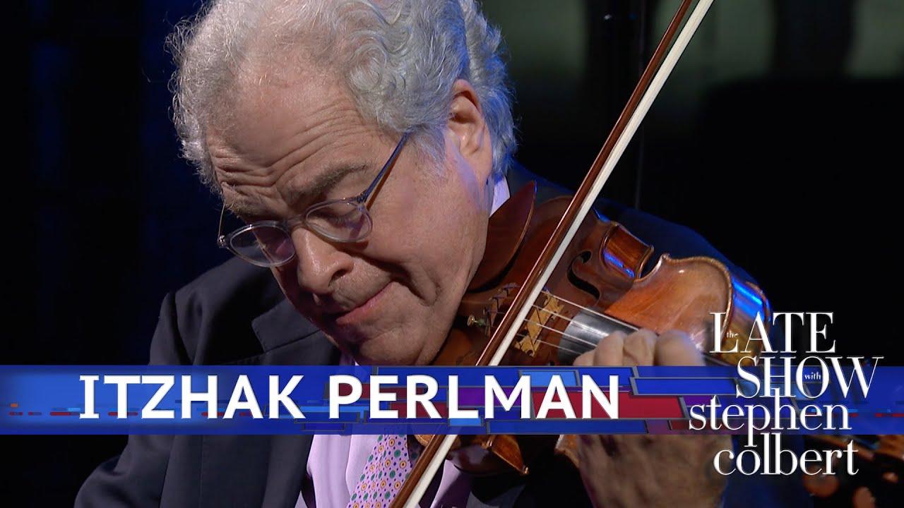 Itzhak Perlman Performs A Two-Song Medley With Jon Batiste thumbnail