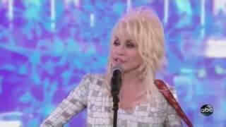 Dolly Parton Sings Jolene on Good Morning America (6/29/2010)