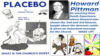 Placebo, a wake up call to the Church by Howard Pittman