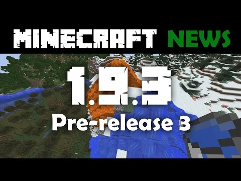 New moments in Minecraft 1.9.3