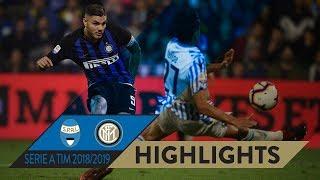 SPAL-INTER 1-2   HIGHLIGHTS   Matchday 08 - Serie A TIM 2018/19