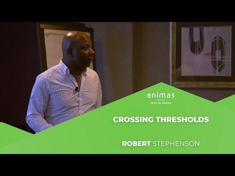 Robert Stephenson on Crossing Thresholds
