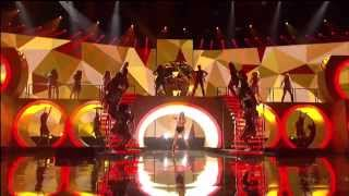 Pitbull - Timber (feat. Ke$ha) - @ 2013 American Music Awards (HD)