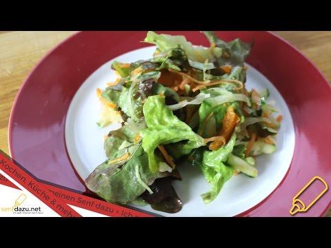 Raspel-Salat - Mein Lieblingssalat mit dem Braun MQ 70 geraspelt
