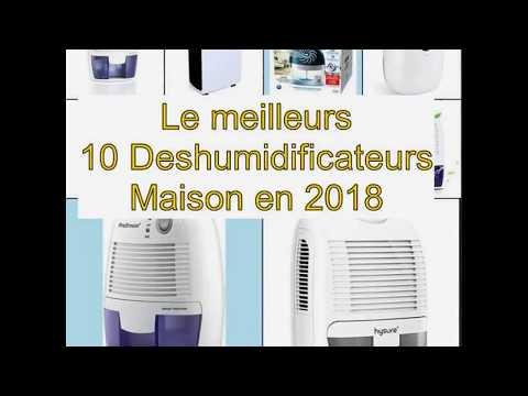 Le meilleurs 10 Deshumidificateurs Maison en 2018