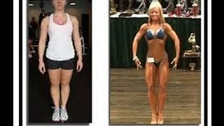 NPC Figure Competition. Lost 25lbs And 8% Bodyfat In 10wks