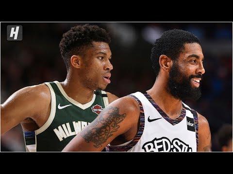 Milwaukee Bucks vs Brooklyn Nets - Full Game Highlights | January 18, 2020 | 2019-20 NBA Season