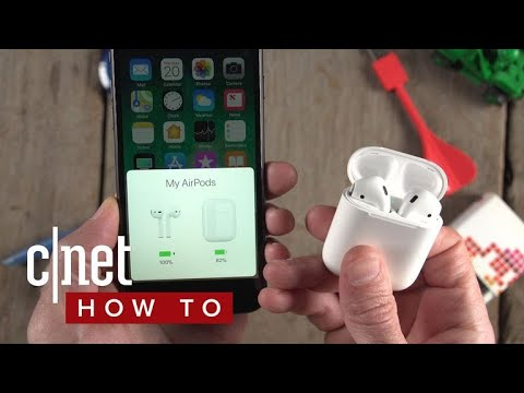 Apple AirPod tips you can use (CNET How To)