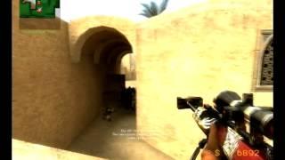 Barrett Royal Dragon для  Counter-Strike Source