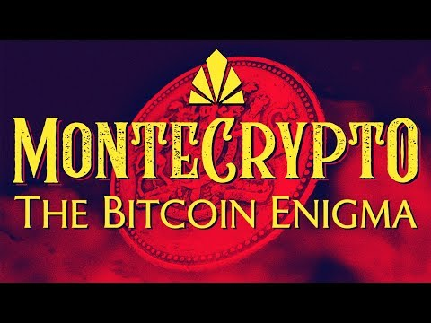 MonteCrypto: The Bitcoin Enigma – Announcement Trailer [OFFICIAL]