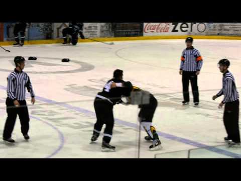 Gaby Roch vs. Dave Hamel
