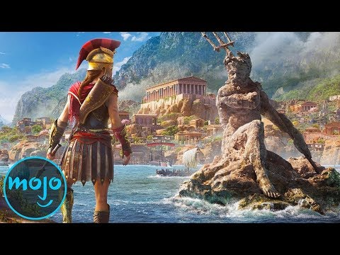 Top 10 Most Beautiful Assassin's Creed Locations