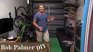 Simple Garage Storage Solution | Rob Palmer DIY