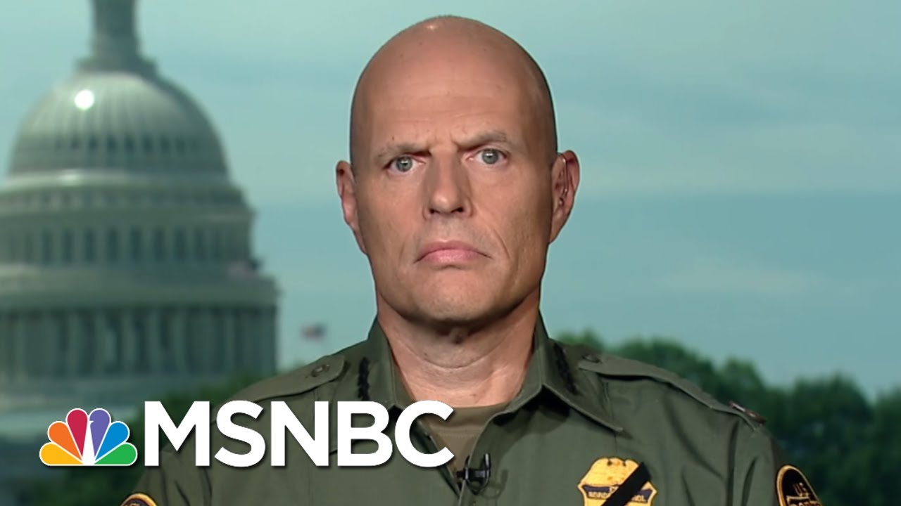 What Is Being Done To Protect Children At The Border | Velshi & Ruhle | MSNBC thumbnail