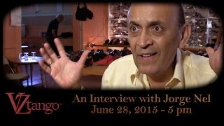 Interview With Jorge Nel