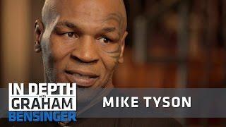 Mike Tyson: Overcoming drug addiction