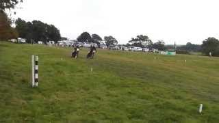 preview picture of video 'FGA Round 9 - Minsterley Motor Club Shield - Malpas - 13th September 2014  - Juniors'