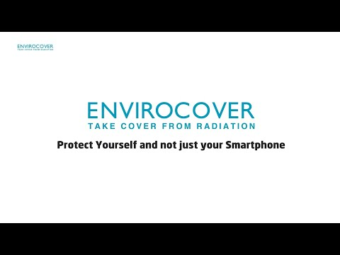 Envirocover Silicon back cover with radiation protection technology for Apple iPhone , Samsung Galaxy